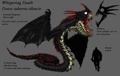 Whispering Death by Hellraptor on deviantart