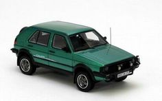 Neo Scale Models VW Golf II Country model in 1/43 Scale! £41.99