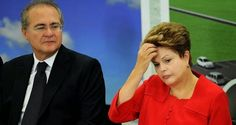 Folha Política: Renan Calheiros sugere a Dilma suspender mais de 11 mil cargos comissionados