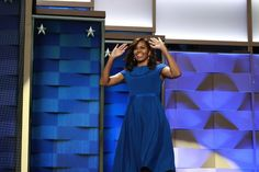 Michelle Obama's Dress May Have Looked Simple, but It Spoke Volumes - NYTimes.com