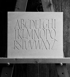 Image result for alphabets for carvers