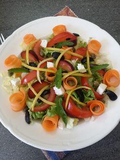 #SaladeSucrésalée #Entrée #Salade #Crudités http://www.gourmandiseassia.com/archives/2015/07/31/32428667.html