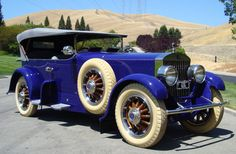1919 Pierce-Arrow 66A - (Pierce-Arrow Motor Car Company Buffalo, New York 1901-1938)