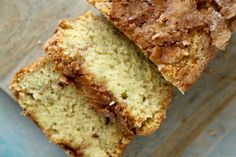 Snickerdoodle Zucchini Bread ~ https://www.southernplate.com