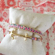 I seriously cannot wait to wear this arm party with my new tunic from Stella & Dot this summer!!!☀️⚓️ #stelladot #summer2015 #sdjoy