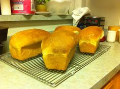 Chef Brad blog about The Joy of Baking Bread