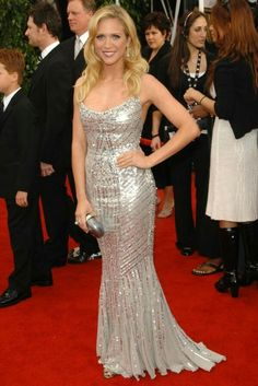 46. Dazzling Brittany Snow in Zuhair Murad at the 2008 SAG Awards.