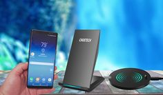 Searching for the best Samsung Galaxy Note 8 Wireless Chargers? Take a look on this collection of Wireless Charging Pad for Galaxy Note 8 from amazon.