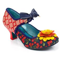 5e9d592b081 Golden Daisy. Shoes Heels BootsHeeled BootsIrregular ChoiceWedge ...