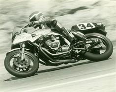 Wes Cooley Yoshimura/Suzuki Katana by Unknown Artist - Vintage ...