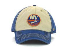 more photos 0971e eb239 New York Islanders 47 Brand NHL Yosemite Cap Hat. Has a bit of a