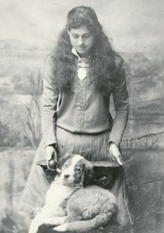 Annie Oakley~American sharpshooter and exhibition shooter