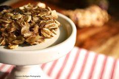 Vegan Banana Oat Cookies - Food Photography - North Haledon, NJ