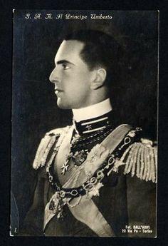 9th May 1946: Accession of King Umberto II of Italy    #TuscanyAgriturismoGiratola