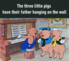 Omg! humor is so dark in this case.