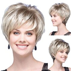 7 Truthful Hacks: Spikey Pixie Hairstyles older women hairstyles coloring.Spikey Pixie Hairstyles wedge hairstyles with bangs. Wedge Hairstyles, Older Women Hairstyles, Fringe Hairstyles, Everyday Hairstyles, Pixie Hairstyles, Hairstyles With Bangs, Straight Hairstyles, Cool Hairstyles, Bouffant Hairstyles