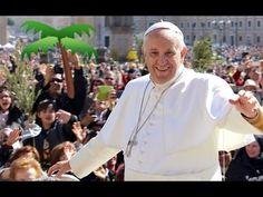 Niedziela Palmowa w Watykanie 2015