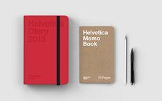 Helvetica Hotel Branding by Albert Son, via Behance