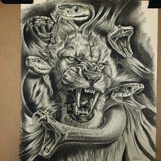 Awesome tattoo idea