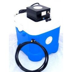 Great 3 Gallon 12 VDC Portable Misting System With Mid Pressure Pump For Outdoor  Cooling Golf Carts Cooling, Boat Cooling, RV Cooling By Mistcooling Houston  Texas
