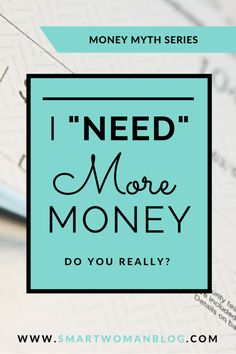 Have you been guilty of complaining about not having enough money? You should stop ASAP and be conscious of when you think this negative thought. If you constantly complain about this, YOU are the problem. Here are the reasons why. // Smart Woman