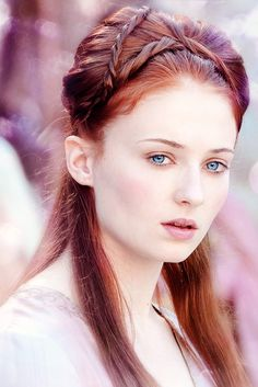 Sansa Stark, Sophie Turner, game of thrones