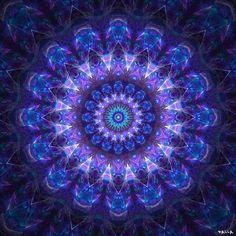 Title?  - mandala by Marcelo Dalla, via his blog