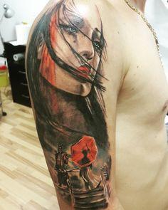 Tatuaje story of a gheisa girl http://ift.tt/29rjtEs