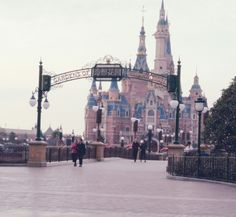 Shanghai Disneyland Paris Skyline, New York Skyline, Shanghai, Wander, Disneyland, Adventure, Nature, Travel, Naturaleza