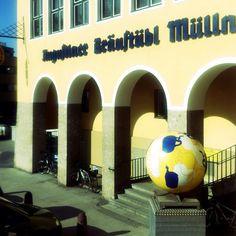 Müllner Bräu Salzburg, Gate, Clouds, Travel, Products, Viajes, Portal, Destinations, Traveling