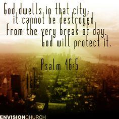 Psalm 46:5