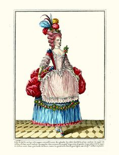 eighteenth century fashion/images | 18th century fashion plate 17 | Flickr - Photo Sharing!