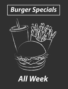 Create A Fast Food Chalkboard Illustration using Photoshop And Illustrator