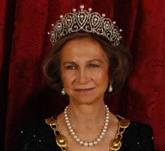 MIS JOYAS REALES: Tiara Rusa - Casa Real de España