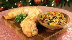 Moroccan vegetable strudel   Vegetarian recipes   SBS Food