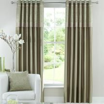 Green Cotswold Curtain Collection