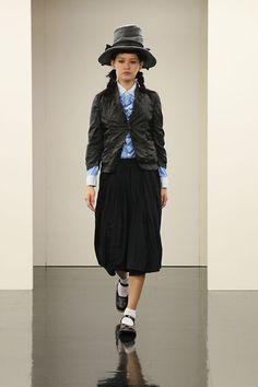 トリコ・コム デ ギャルソン(tricot COMME des GARÇONS) 2016年春夏コレクション Gallery16