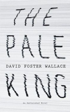 It should come as no surprise that DFW's work elicits minimalist book covers. The wavery typeface is especially appropriate because of the title--and the fact that it's an unfinished novel.