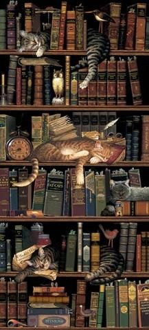 CLASSIC TAILS. Master Canvas by Charles WYsocki.
