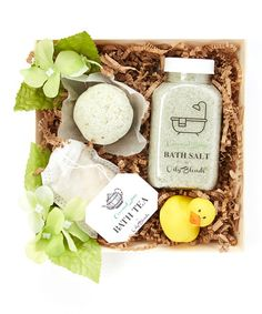 This Coconut Lime Aromatherapy Bath Collection is perfect! #zulilyfinds