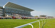 Doncaster Racecourse Grandstand and Hotel.  Image showing the new main grandstand. For more images and further information please have a look at our website. http://www.fwpgroup.co.uk/