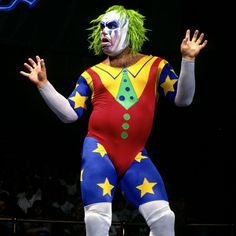 """""""The Fiend"""" Bray Wyatt has staked his claim as one of the creepiest Superstars ever, but who are some of his peers throughout WWE history? Doink The Clown, Bray Wyatt, Now And Forever, Wwe Photos, Superstar, Wrestling, Fashion, Lucha Libre, Moda"""