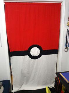 pokemon closet curtain closet curtainspokemonbedroom ideasroom
