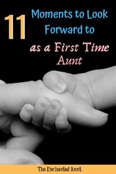 Becoming an Aunt for the first time is a truly unique experience.  If you've never been around kids, or you have but didn't pay them much attention, it may change your entire outlook on kids in general.  However, there are first time moments that'll stick out as being heart warming and memorable. #beinganaunt #becominganaunt #firstimeaunt #newaunt #niece #nephew #aunttobe