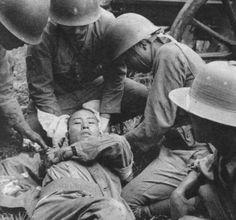 japanese marine wounded
