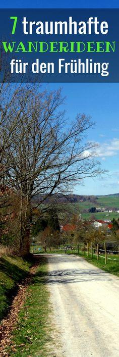 7 traumhafte Wanderideen für den Frühling