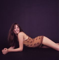 Picture of Jane Birkin Gainsbourg Birkin, Serge Gainsbourg, Jane Birkin, Baby Jane, Brigitte Bardot, Pretty People, Chic Outfits, Movie Stars, Persona