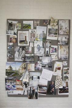 Betsy Wilt - Inspiration Board