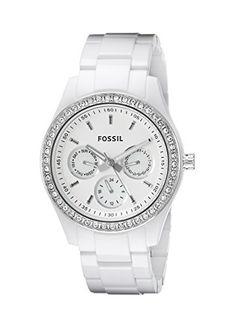 Fossil Stella Multifunction Resin Women Watch - http://dressfitme.com/fossil-stella-multifunction-resin-women-watch/