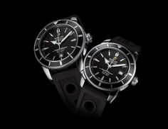Superocean Héritage 46 & 42 - Breitling - Instruments for Professionals